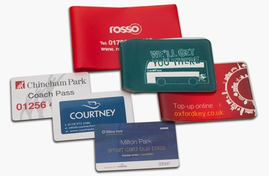 Smart NFC Cards and Wallets